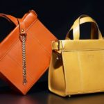 Orange Camera Bag