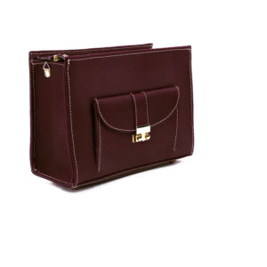 Wine Mini Handbag Bordeaux