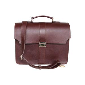 Tan Messenger Bag
